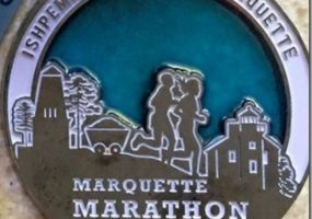 Marquette Marathon Michigan 2016