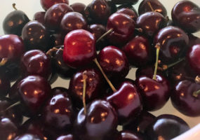 Just a regular bowl of cherries, at least through August