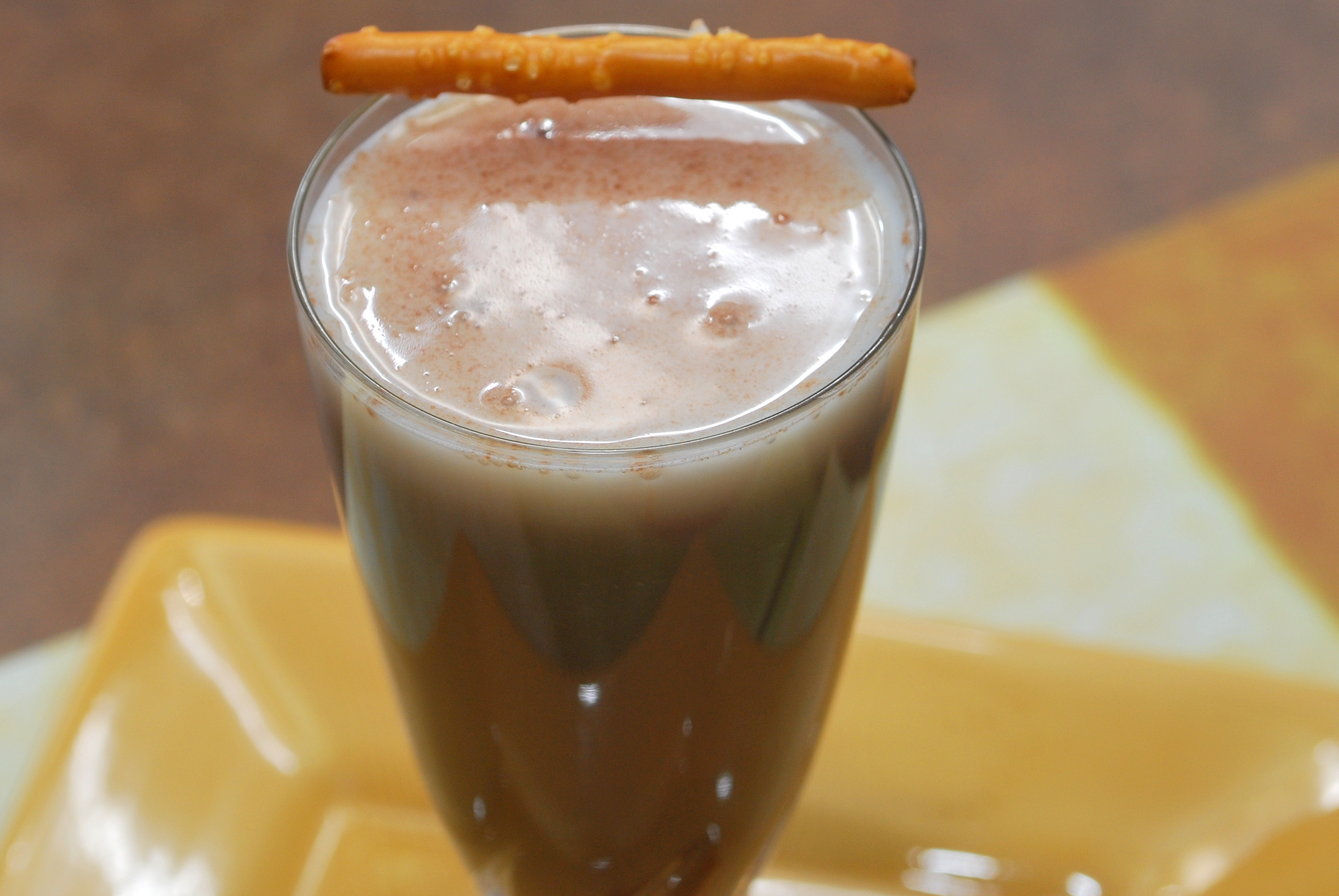 CEimB: Chocolate Egg Cream