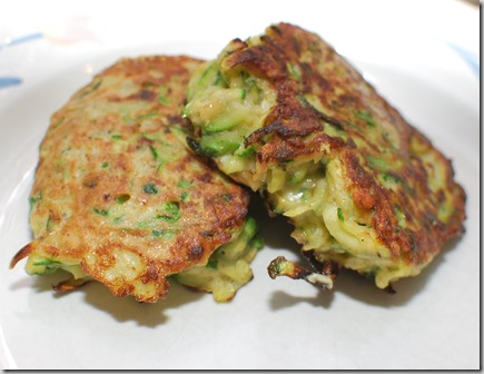 Zucchini Fritters with Jerk1