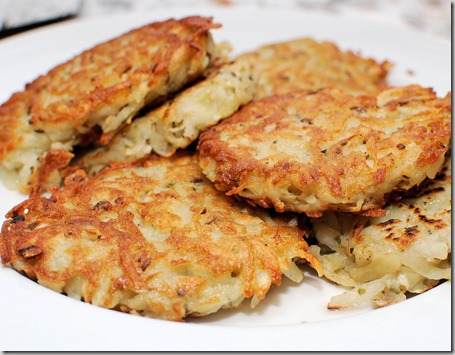 potato pancakes and scallops8