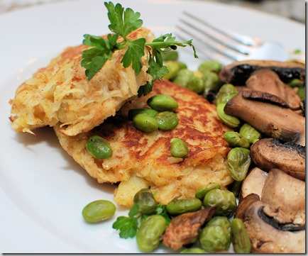 Union Square Chicken and Parsnip Pancakes4