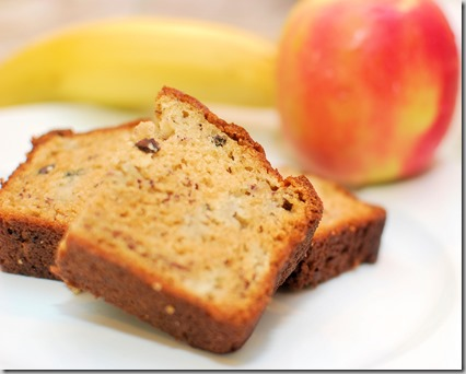 Easy Apple Bread with Cherry Vanilla Essence2