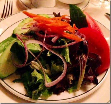 salad bull and bear