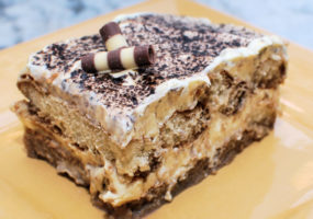 Thank you Chef Dennis: The Best Tiramisu Ever