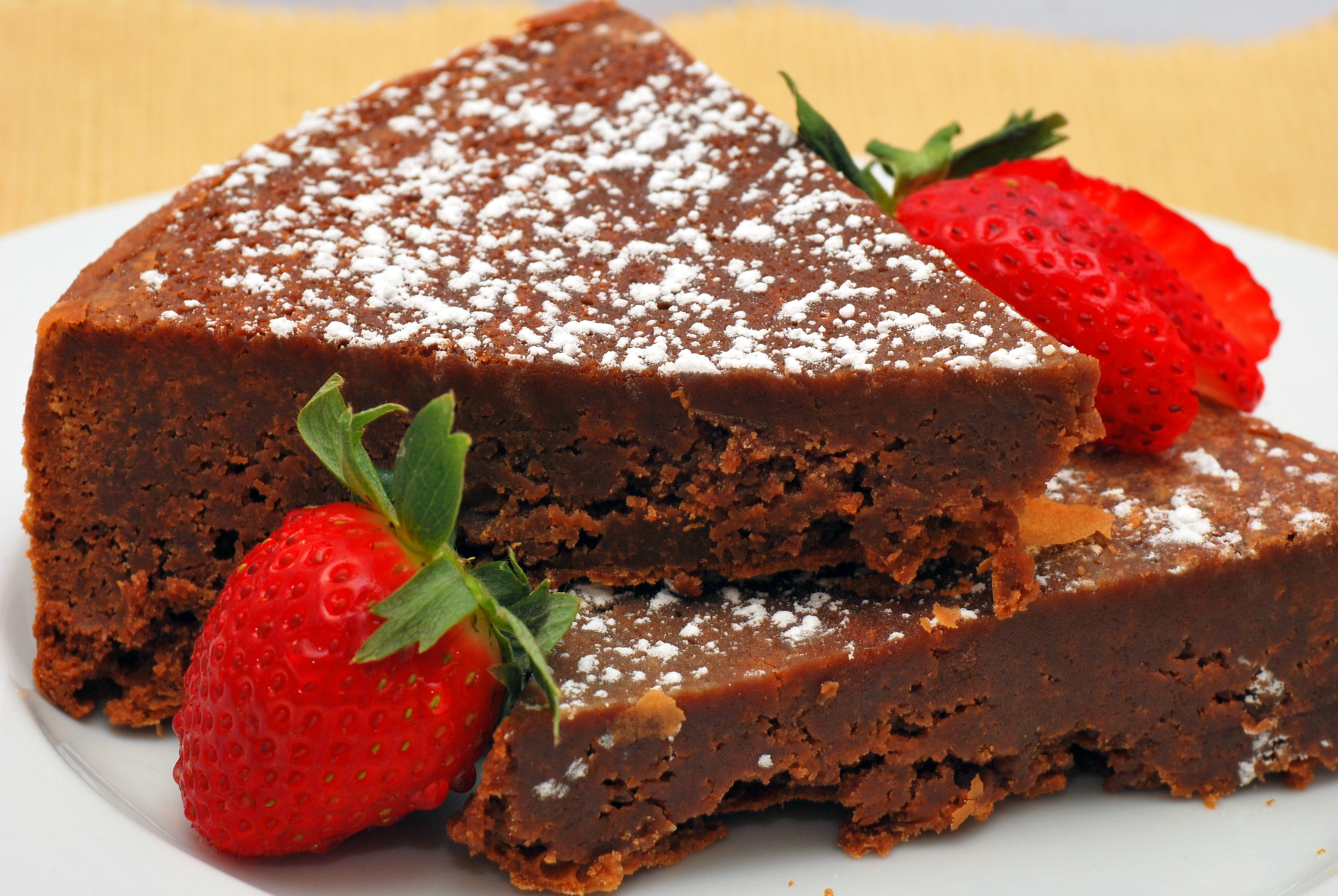 Chocolate with Francois: Charlie's Afternoon Chocolate Cake