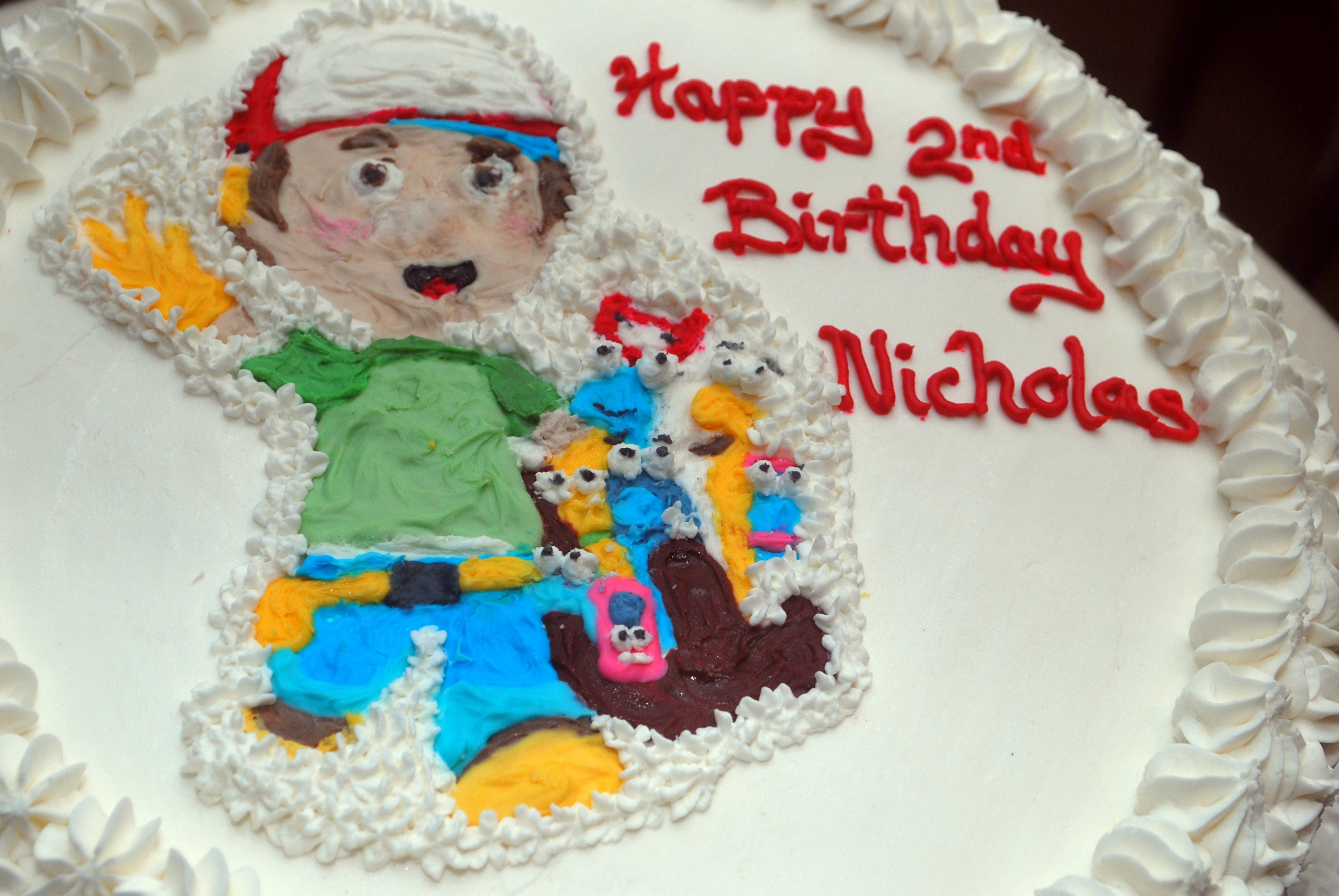 Prime Handy Manny Cake And More Birthday Cards Printable Inklcafe Filternl