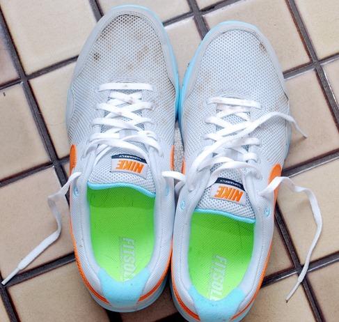 New Marathon Shoes and The Marathon Cookie