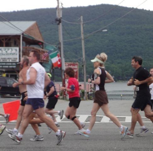 joe running