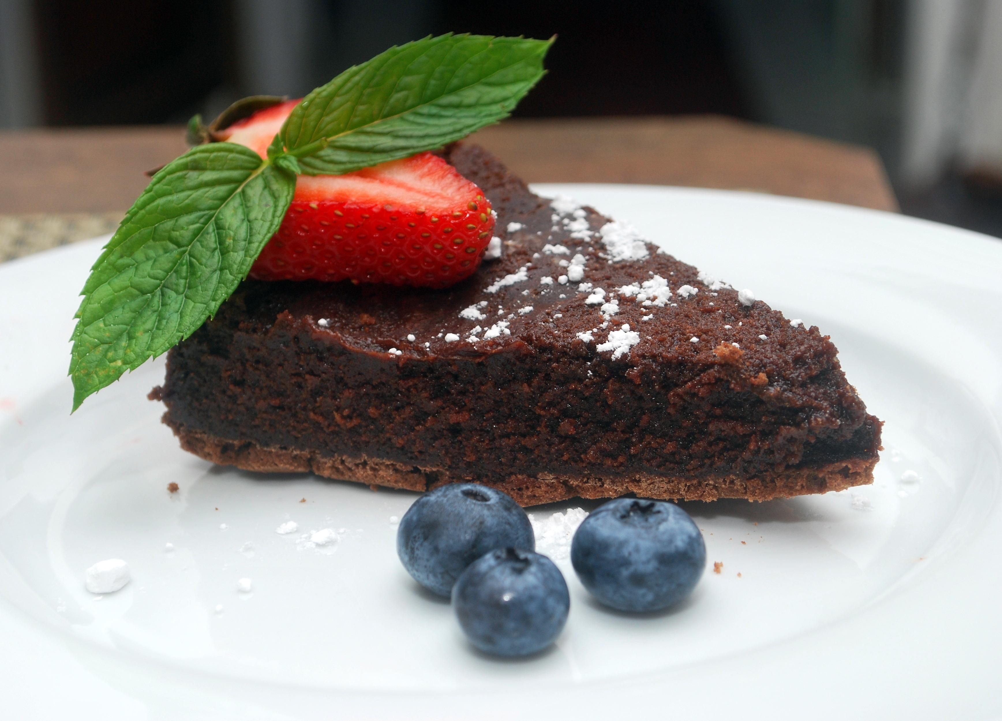 Francois paynard s flourless chocolate cake recipe