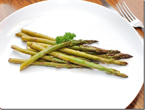 FOFF Baked Asparagus with Balsamic1