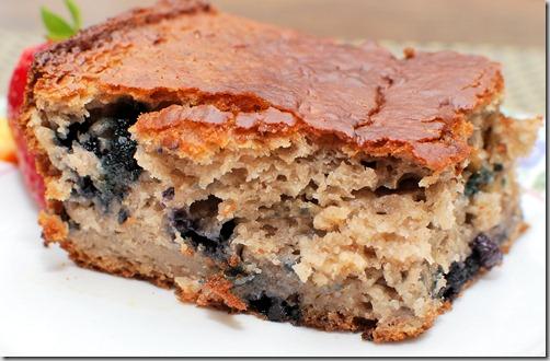 Banana Blueberry Cake4