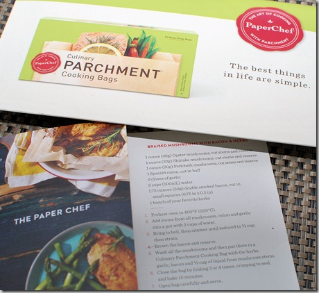 Culinary Parchment Bags3