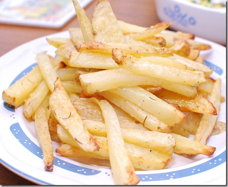 FOFF Oven Fries and NaturallySavvy6