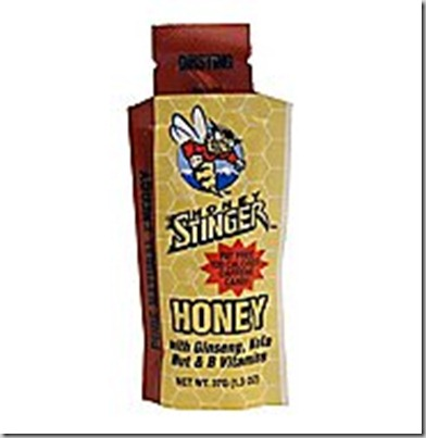 honeystinger gel