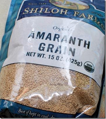 Amaranth Stir Fry7