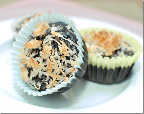 Coconut Milk Cocoa Muffins4