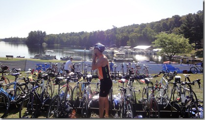 Old Forge Triathlon 201211