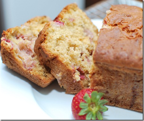Strawberry Mini Loaf7