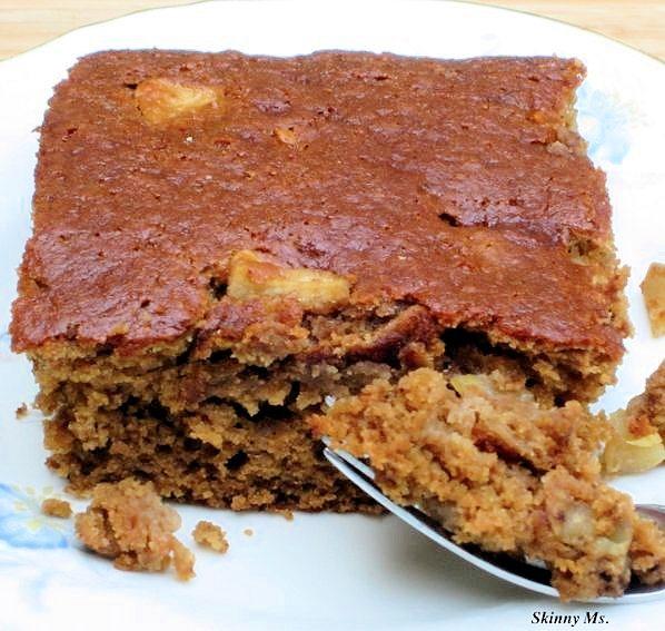 Old Fashioned Applesauce Cake Recipe