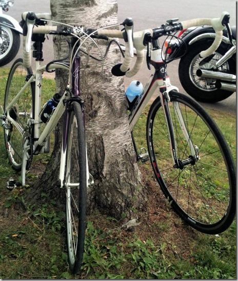 Vernon Downs Bikes