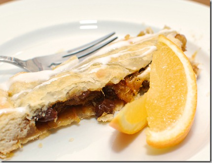 Orange Raisin Filled Pastry9