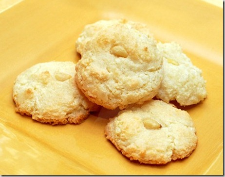 almond paste cookie