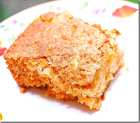 carrot cake and apple chewies5