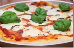 pizza margarita and lyonnaise3