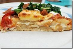 pizza margarita and lyonnaise5