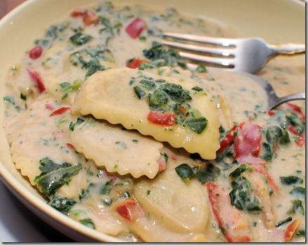 Lean Cuisine Ravioli2