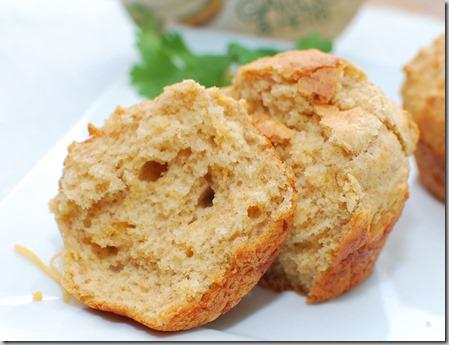 Custard and muffins4