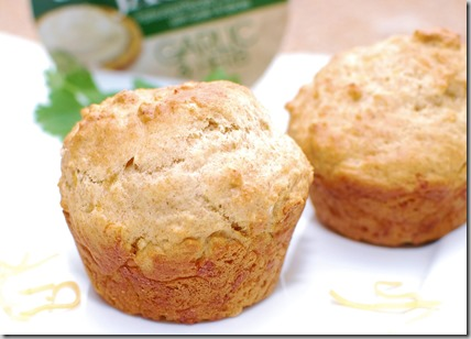 Custard and muffins8