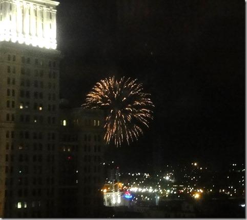 Cincinnati day1 firework1