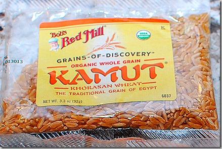 Kamut and Raisin Salad1
