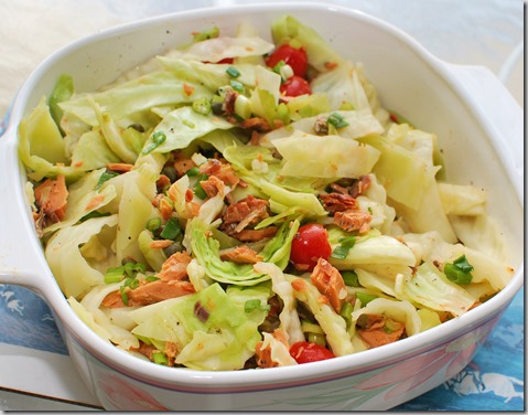 Smoked Salmon Cabbage Salad3