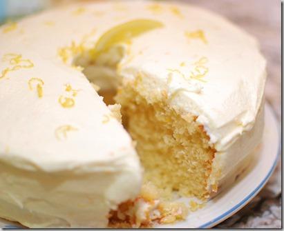 Home made hats and lemon cake2
