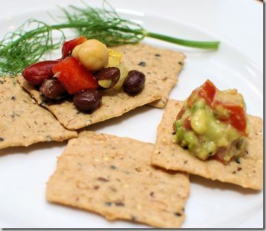 Nut Thins Bobs and Tomato Fennel salad13