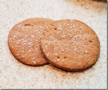 Peanut Butter Cracker Cookies4