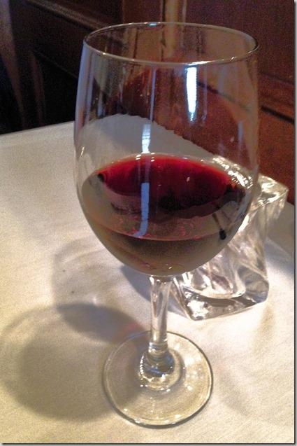 pane vino wine