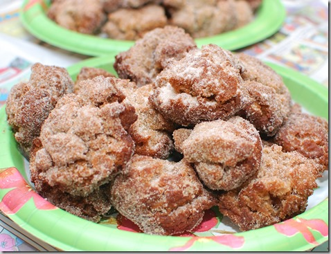 Arbonne Infused Apple Cider Donut Holes2