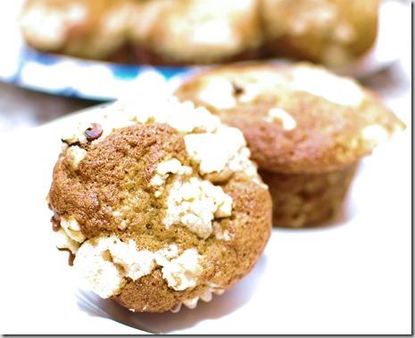 Bouchon Banana muffins1