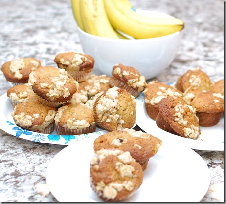 Bouchon Banana muffins2