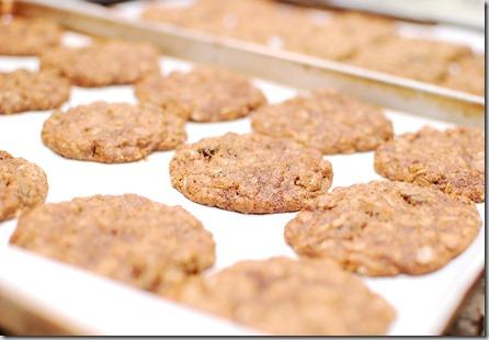 Bouchon Oatmeal Raisin Cookie1