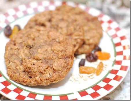 Bouchon Oatmeal Raisin Cookie2
