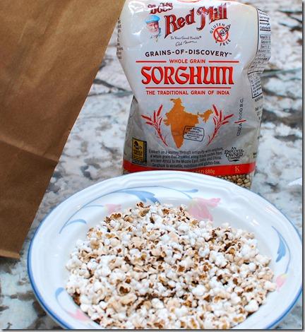 Sorghum Soup and pumpkin crunch6