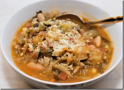Sorghum Soup and pumpkin crunch7