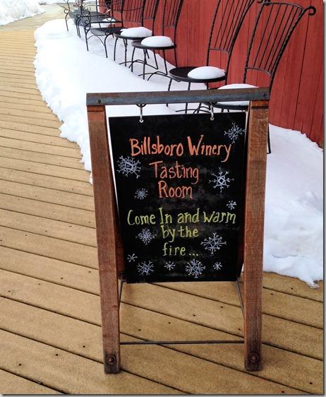 Billboro winery