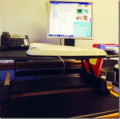 Vari desk up1