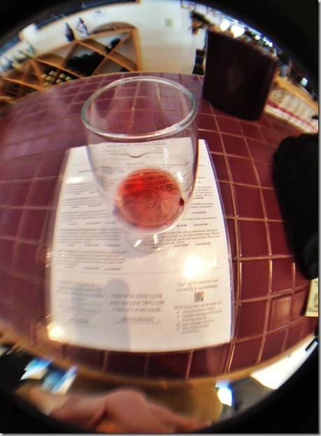 glass at foxrun